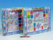 Teddies Zažehlovací mozaika 42,5x35 cm cena od 0 Kč