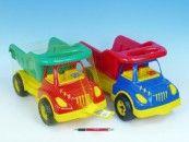 Teddies Auto sklápěč plast 50 cm