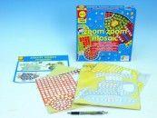 ALEX Mozaika 5 tabulek + 1400 barevných samolepek