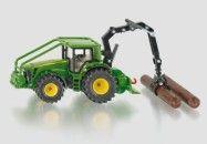 SIKU Farmer Lesnický traktor John Deere 1:50 cena od 327 Kč