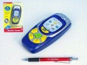 Teddies Telefon mobilní 5 melodií cena od 145 Kč