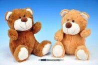 Mikro Trading Medvěd plyš sedící 21 cm cena od 0 Kč