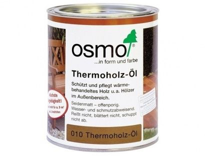 Osmo 10 Thermo olej na terasy 2,5l