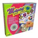 Mac Toys Malování spirál podle šablon