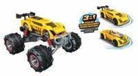 MEGA Micro Hot Wheel Monster truck