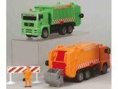 Dickie Uklízecí vozy City Cleaner 22 cm cena od 0 Kč
