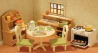 Sylvanian Families Vybavení jídelna cena od 501 Kč