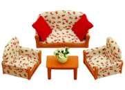 Sylvanian Families Nábytek sedací souprava se stolečkem cena od 299 Kč