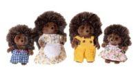 Sylvanian Families Rodina ježků cena od 384 Kč