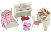 Sylvanian Families Vybavení holčičí pokojíček cena od 497 Kč