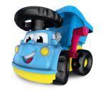 """MegaBloks Mega Nákladní auto s volantem """"Steve"""""""