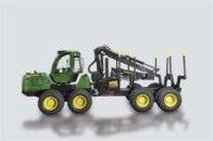 SIKU Blister Lesnický vyvážecí traktor John Deere 1510E cena od 159 Kč