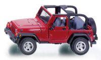 SIKU Farmer Jeep Wrangler cena od 0 Kč