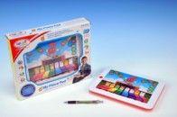Mikro hračky Tablet elektronický 3D piano 23x18 cm cena od 293 Kč