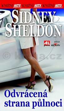 Sidney Sheldon: Odvrácená strana půlnoci cena od 105 Kč