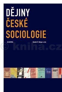 Dějiny české sociologie cena od 438 Kč