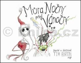 Tim Burton: Můra noční, předvánoční cena od 244 Kč