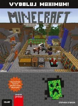 Stephen O'Brien: Minecraft cena od 239 Kč