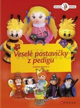 Naděžda Benešová: Veselé postavičky z pedigu cena od 169 Kč