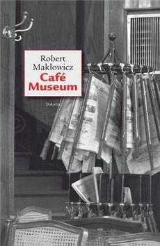 Maklowicz Robert: Café Museum cena od 148 Kč