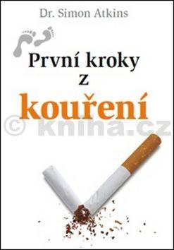 Simon Atkins: První kroky z kouření cena od 60 Kč