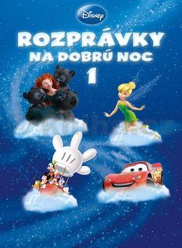 Walt Disney: Rozprávky na dobrú noc 1 cena od 245 Kč