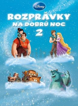 Walt Disney: Rozprávky na dobrú noc 2 cena od 210 Kč