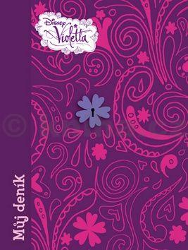 Walt Disney: Violetta - Můj deník 2 cena od 180 Kč