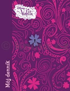 Violetta M˘j denník cena od 227 Kč