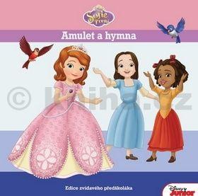Walt Disney: Sofie První - Amulet a Hymna cena od 136 Kč