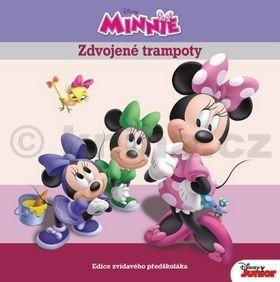 Walt Disney: Minnie - Zdvojené trampoty cena od 135 Kč