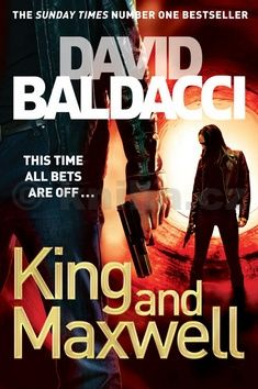 XXL obrazek David Baldacci: King and Maxwell