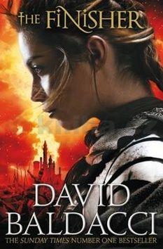 David Baldacci: The Finisher - David Baldacci cena od 215 Kč