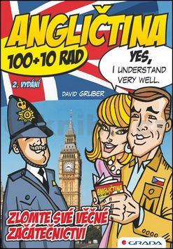 David Gruber: Angličtina - zlomte své věčné začátečnictví cena od 40 Kč