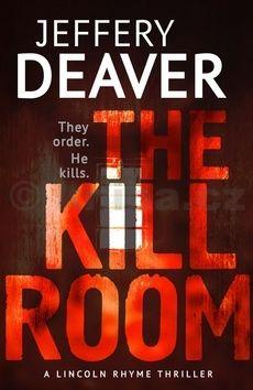 Deaver Jeffery: Kill Room cena od 167 Kč