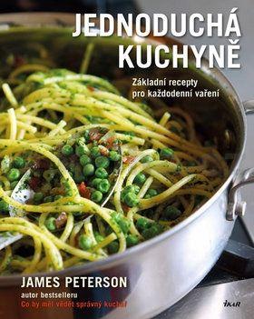 James Peterson: Jednoduchá kuchyně cena od 286 Kč