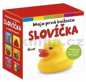 Moja prvá knižnica Slovíčka cena od 102 Kč