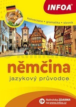 Navátilová Jana: Jazykový průvodce - němčina cena od 125 Kč
