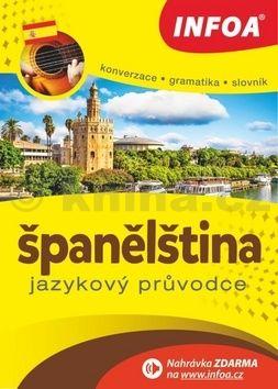 Jana Navrátilová: Jazykový průvodce - španělština cena od 124 Kč