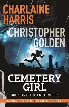 XXL obrazek Harris Charlaine, Golden Christopher: Cemetery Girl