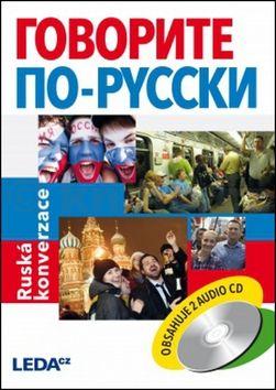 Dagmar Brčáková, Natalia Arapova, Veronika Mistrová: Ruská konverzace + 2 CD cena od 213 Kč