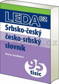 Anna Jeníková: Srbsko-český, česko-srbský slovník cena od 226 Kč