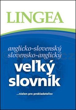 Veżký slovník anglicko-slovenský slovensko-anglický cena od 1149 Kč