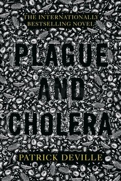 XXL obrazek Deville Patrick: Plague and Cholera