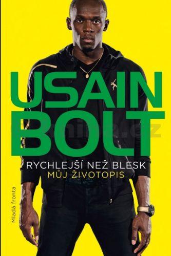 Usain Bolt: Usain Bolt - Rychlejší než blesk cena od 95 Kč