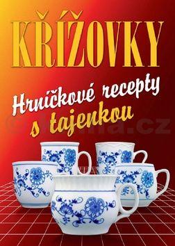 Křížovky s tajenkou Hrníčkové recepty cena od 129 Kč