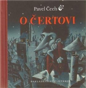 Pavel Čech: O čertovi cena od 165 Kč