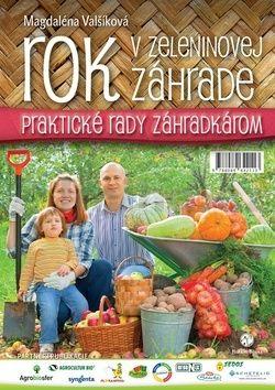 Magdaléna Valšíková: Rok v zeleninovej záhrade cena od 200 Kč