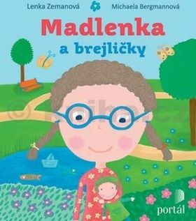 Lenka Zemanová: Madlenka a brejličky cena od 136 Kč