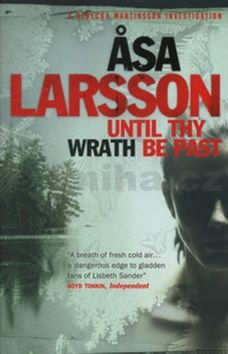 XXL obrazek Larsson Asa: Until Thy Wrath Be Past (anglicky)